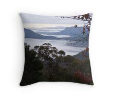 Blue Mountains - Jamison Valley Throw Pillow