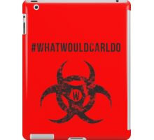 Walking Dead • What Would Carl Do? iPad Case/Skin
