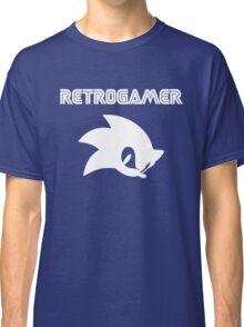Retro gamer Sonic Shirt Classic T-Shirt