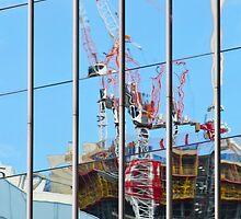 Reflecting Ann 2 by Werner Padarin