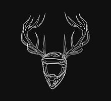 Mx Stag Head Unisex T-Shirt