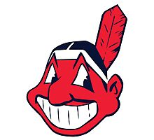 cleveland indians Photographic Print