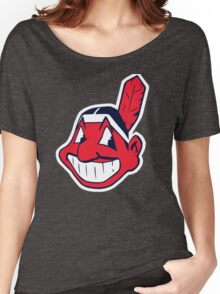 cleveland indians Women's Relaxed Fit T-Shirt