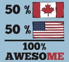 Half Canadian Half American Kids Clothes