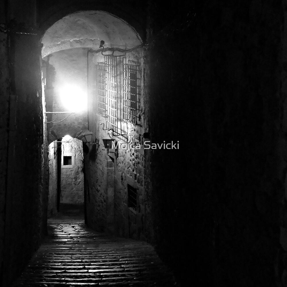 When The Town Sleeps by Mojca Savicki