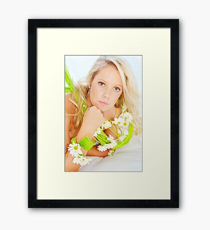 Visions of A Venture Framed Print