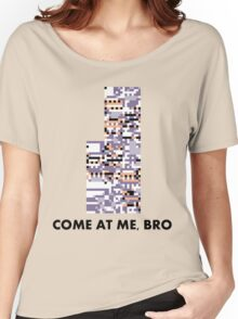 MissingNo - Come at me bro Women's Relaxed Fit T-Shirt