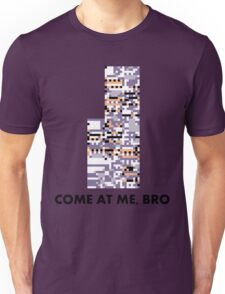 MissingNo - Come at me bro Unisex T-Shirt