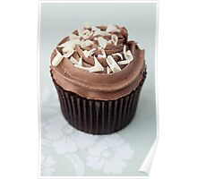 Chocolate Cupcake Poster