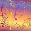 Heaven's Buds by IrisGelbart