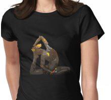 kapotasana 2009 as tshirt Womens Fitted T-Shirt