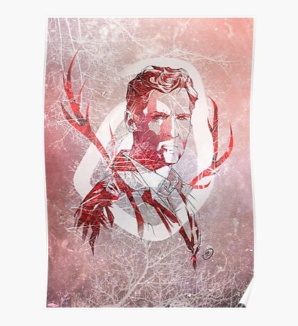 True Detective: Rust Cohle Poster