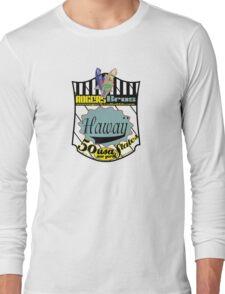 usa hawaii by rogers bros Long Sleeve T-Shirt
