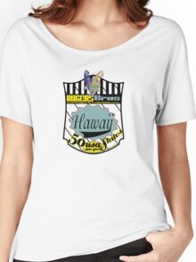 usa hawaii by rogers bros Women's Relaxed Fit T-Shirt