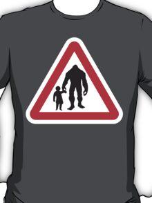 Warning #04 T-Shirt