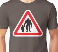 Warning #04 Unisex T-Shirt