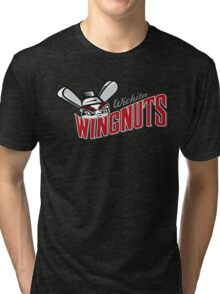 wichita wingnuts Tri-blend T-Shirt