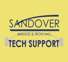 sandover tech support by ThunderArtwork
