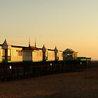 The Pier at St Anne's by CiaoBella