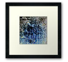 Abstract 110324-270  Framed Print