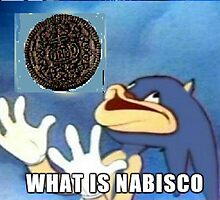 What is nabisco by Wagapiggy