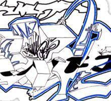Hanfi / Demar Sticker