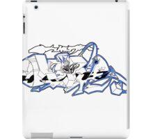 Hanfi / Demar iPad Case/Skin