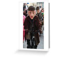 Sherlock Holmes & Miss Marple Greeting Card