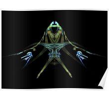 Apophysis Warrior 2 Poster