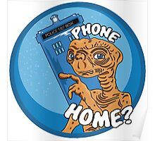 Phone Home? Poster