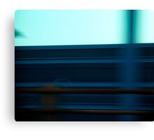 FLY BY I Canvas Print