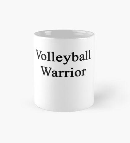 Volleyball Warrior  Mug