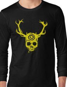 Yellow King Long Sleeve T-Shirt