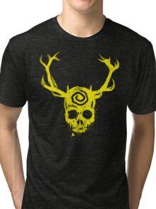 Yellow King Tri-blend T-Shirt