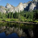 Merced River by Dawn Parker