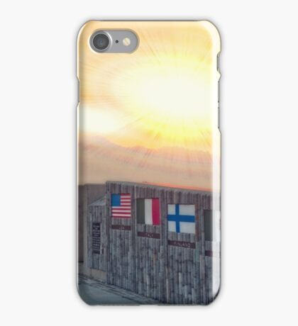 Butte Montana - May Perpetual Light Shine Upon Them iPhone Case/Skin