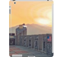 Butte Montana - May Perpetual Light Shine Upon Them iPad Case/Skin