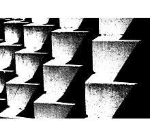 Blocks Photographic Print