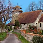 A Village Parish Church by hootonles