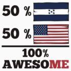 Half Honduran Half American by GiftIdea