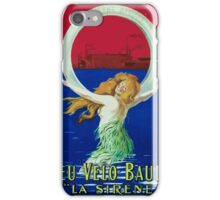 Leonetto Cappiello Affiche Pneu Baudou iPhone Case/Skin