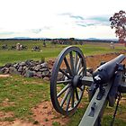 """The """"Angle"""" at Pickette's Charge by ©  Paul W. Faust"""