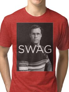 Will Ferrell Swagger Tri-blend T-Shirt