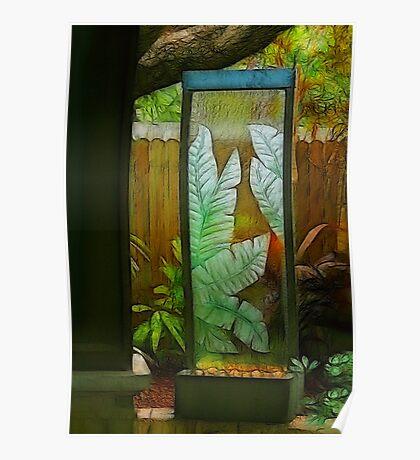 Landscape Artwork Poster