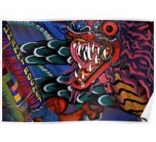 Zonko's Dragon Poster