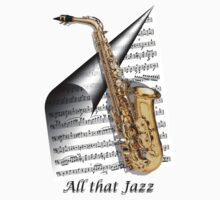All That Jazz by Susie Hawkins
