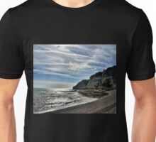 Cliffs at Beer Devon UK Unisex T-Shirt