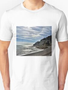 Cliffs at Beer Devon UK Unisex T-Shirt