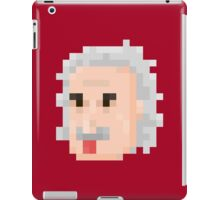 Albert Face iPad Case/Skin