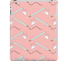 Pencil Pattern iPad Case/Skin